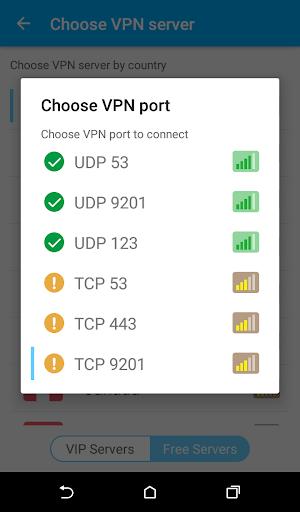 Null VPN