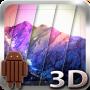icon 3D Kitkat 4.4 Mountain lwp