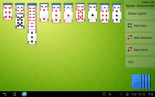 Spinnen Solitaire HD
