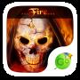 icon Fire Soul GO Keyboard Theme