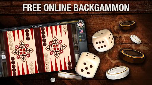 Backgammon - Herr des Vorstands - Backgammon Online