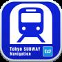 icon Tokyo Subway Navigation