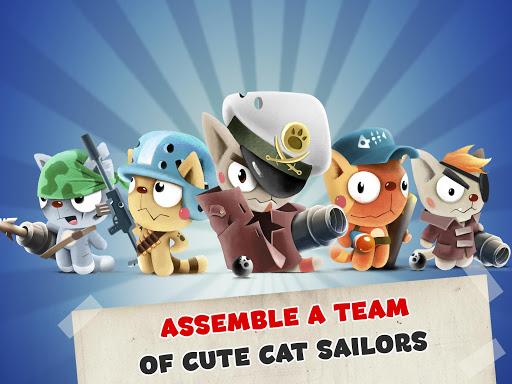 Katzen gegen Schweine: Battle Arena