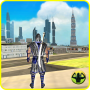 icon City Samurai Warrior Hero 3D