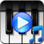 icon Piano songs with rain