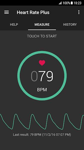Herzfrequenz Plus