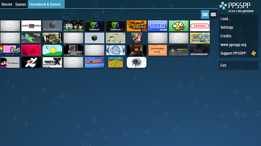 PPSSPP - PSP-Emulator