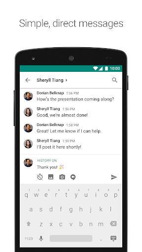 Hangouts-Chat