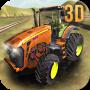 icon Tractor Simulator 3D