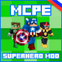 icon Мод на супергероев в Майнкрафт