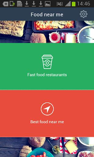 In meiner Nähe Restaurants, Fast Food