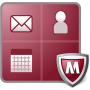 icon McAfee Secure Container