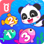 icon Baby Panda Learns Numbers