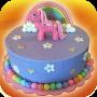 icon Little Pony Make Cake Free
