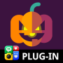 icon Halloween - Photo Grid Plugin