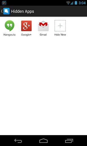 App-Ausblenden Anwendungssymbol ausblenden