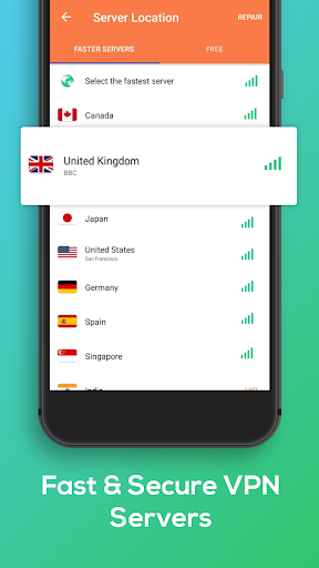 Turbo VPN - unbegrenztes freies VPN