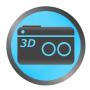 icon Camera 3D - 3D Photo Maker