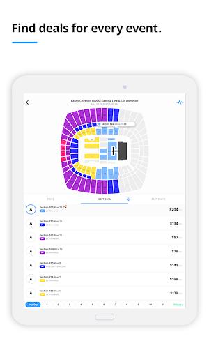 TickPick - Keine Gebühr Tickets