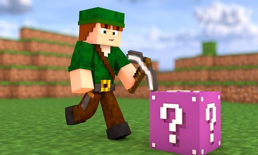 Lucky Cube Mod für MCPE