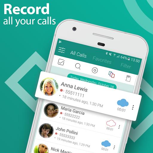 Automatischer Call Recorder Pro