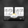 icon Sense V2 Flip Clock & Weather