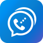 icon Free phone calls, free texting SMS on free number