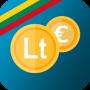icon Euro skaičiuoklė (LTL-EUR)