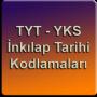 icon YGS-LYS İnkılap T. Kodlamaları