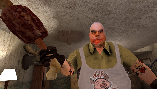 Psychopath Hunt [Horror Game]