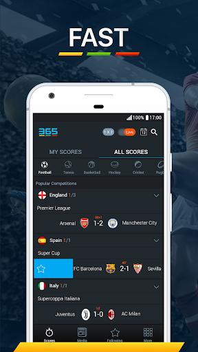 365 Scores - Sport Scores Live